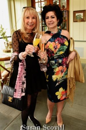 5. Deborah invited Diane Oliva of Ellie to the luncheon.