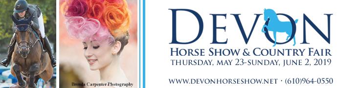 DEVON HORSE SHOW 2019i
