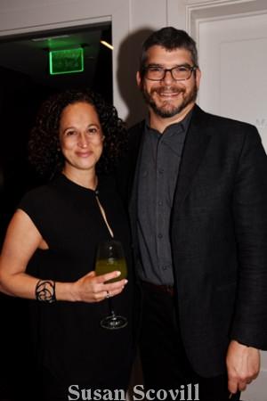 5. Elana Friedman and Stephan Potts.