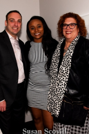 7. Visit Philadelphia was represented by Jim Werner, Jasmine Armstrong and Laura Burkhardt.