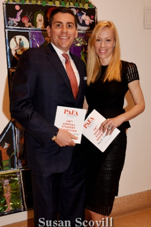 6. Joe and Kelly Cuddy attended the event.