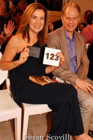 15. Caroline 0'Halloran, pictured with her husband Rich, had the lucky number - it was good for a $1,000 Boyd's gift card!