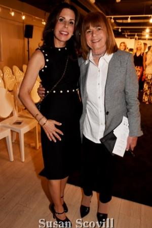 6. Honorary Chair Nicole Dresdin Schaeffer and her mother Paula Dresdin.