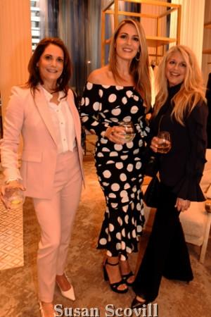 7. Cristy Hollin, Rebecca Segall and Pam Lederer.