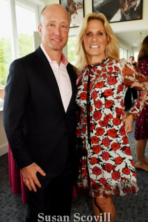 9. Steve Goldberg and Melissa Samschick.