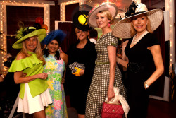 West Laurel Hill hosts 'Bow Ties, Big Hats & Bourbon' Kentucky Derby party