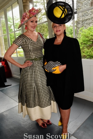 8. Milliners Zoya Egan and Kathleen Kenneally were a personal favorite with this photographer!