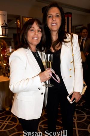 11. Iris Berkowitz and Jill Blatstein.