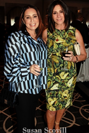 3. Robyn Lewison and Faith Weiss co-chaired the 2018 Ball on the Square.