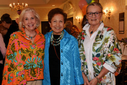 Paoli Hospital Auxiliary Conestoga Branch hosts annual Spring Luncheon & Fashion Show at the Desmond Hotel