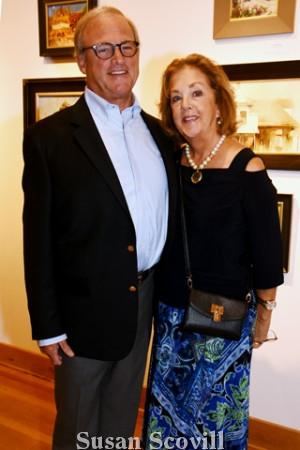 7. Jeff and Mary Ann Bond.