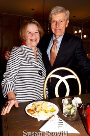 10. Mary Gregg and John Ryan.