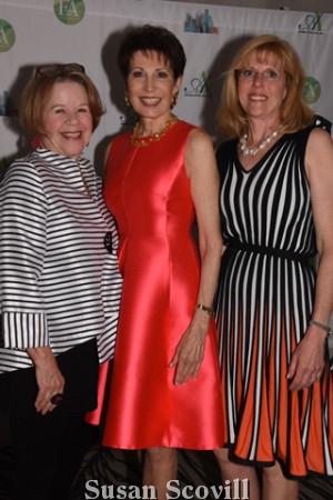 11. Mary Gregg, Dianne Semingson and Stephanie Zarus.
