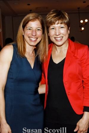 14. Julia Gutstadt and Sue Stauffer.