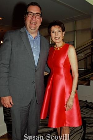 6. Ken Fuller and Dianne Semingson