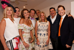 Devon Horse Show 125th Anniversary Executive Committee and its Chairman host reception