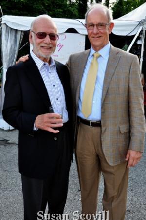 9. Sam Savitz and Peter Gould.