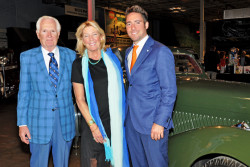 Philadelphia Concours d'Elegance 2019 holds third annual event at the Simeone Foundation Automotive Museum