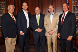 Allan Domb was the featured speaker at the U.L.R.E.  June 2019 luncheon