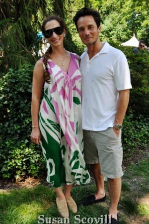 7. Yasmina and John Giordano.