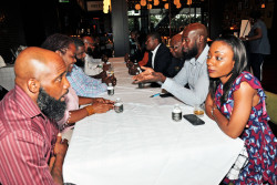 Menzfit holds networking workshop with Jennifer Robinson at Sugar House Casino