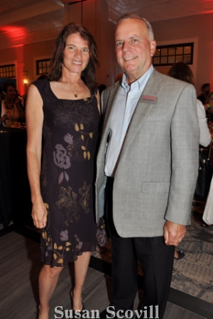 7. MLT Associate Publisher Marie Edwards and President of Today Media Rob Martinelli attended the annual event.