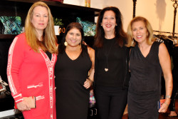 Nicole Miller Philadelphia and Party Host Helpers host 'ROSE all DAY' at  Nicole Miller's establishment in Manayunk;