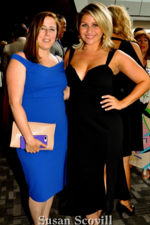 13. Michelle Probola attended the event with Modern Luxury Weddings Publisher Olivia Falcione.