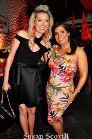 19. Zoya Egan and Alicia Vitarelli of ABC6.