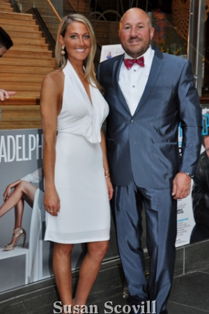 25. Kristin Ciarmella and Greg Basile.