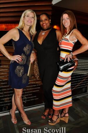 26. Lindsay Marshall D.M.D., Dr. Taliba Foster and Leslie Gross-Padilla.