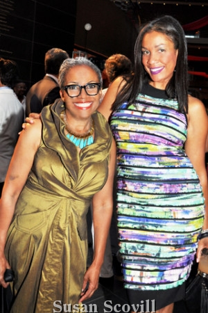 32. Deneen Marcel chatted withAngelita Byrd.