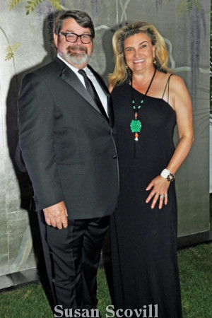 16. David and Melanie Holland.