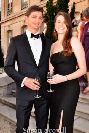 7. William Berkowitz and Rachel Larrivee.
