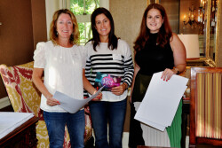 Academy Ball 2020 Invitations Committee members attend List Review meeting and luncheon
