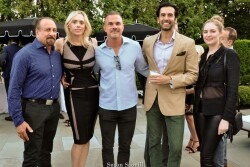 Black Label Real Estate, Porsche Conshocken , Wheels Up and McLaren Philadelphia  hold reception at The Fruits in Villanova