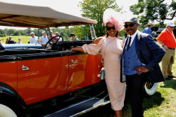 Scenes from Concours d'Elegance 2019 at the Radnor Hunt