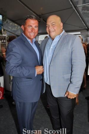 10. Brad Pacana and Jimmy Contreras.