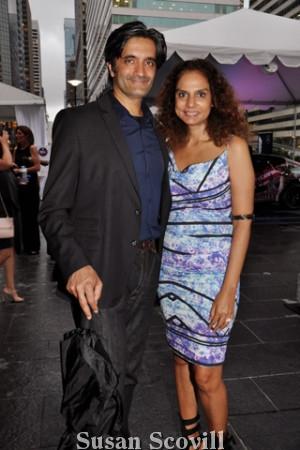 13, Manu and Sonal Gambhir.