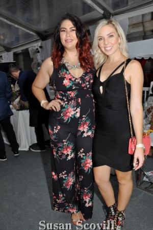 8. Michelle Miller and Maura McGlone attended PhillyMag's ''Best Of'' event.