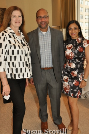 6. Maureen Rothman, Neeraj Jassal and Monica Jindia.