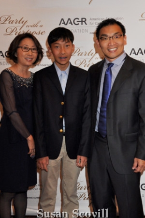 4. Hannah Bae and Kenneth Lee and Dr. Kenneth Lee.
