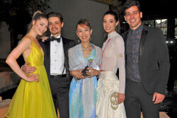 Pennsylvania Ballet's annual gala kicks-off season at the URBN Headquarters on the Philadelphia Navy Yard