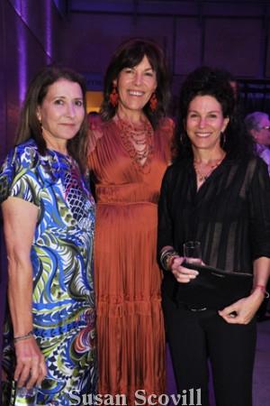 22. Lynn Van Beuren, Janine Yass and Christina Lurie.