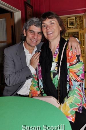 10. Desmond Resnick and Sally Mattison.
