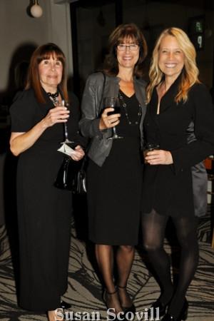 6. Joanne Tecco, Sally Rogers and Iliana Strauss.
