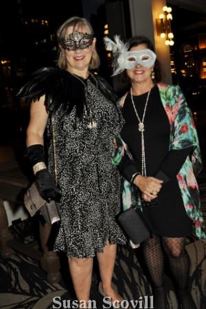 7. Bonnie Grant and Vicki Lupica.