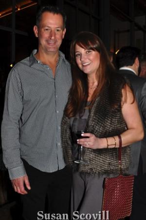 13. Dr. Thomas DeFinn and Anna DeFinn.