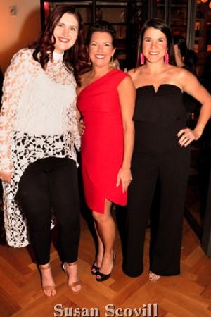 5. Amy Smith, Nicole Klein and Erica McDonald.