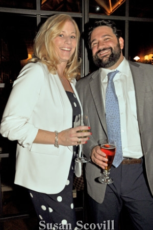 6. Michelle Ellis and Jeff Beer.